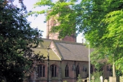 St Helens Church, Tarporley