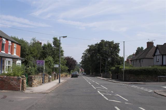 Ashgate Road, Ashgate