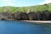 Cliff Undercutting at Roisinis