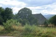 The new church near Urquhart new burial ground