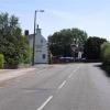 Junction of Swathwick Lane and Langer Lane