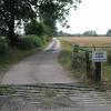 Lodge Farm Gate