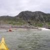 Lagoon off Shona.