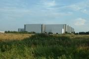 Farmland near the Airbus Factory