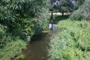 The Black Bourn River