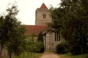 St. Nicholas' church, Berden, Essex