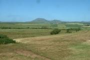 Farmland, looking towards Garn Fadryn