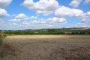 Stubble between Pocklington & Meltonby