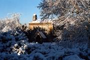 Baunton Church (winter!)