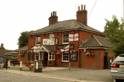 'The Fox & Hounds' public house at Cock Clarks, Essex