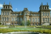Blenheim Palace, Viewed from the Garden