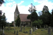 Church of St. Mary the Virgin, Horne, Surrey