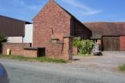 Lane End Farm buildings