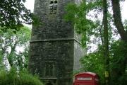 Otterham Church