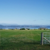 View NW over the Moray Firth from Westhill near Inverness