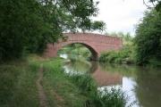Fleckney Bridge, Grand Union Canal