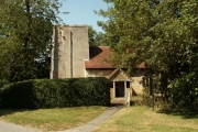 All Saints & St. Margaret's church, Chattisham, Suffolk