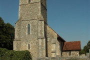 St. Peter's church, Elmsett, Suffolk