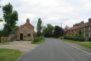 Thornton le Clay village