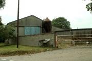 Hobs Aerie farm buildings, Arkesden, Essex