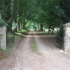 Driveway to Swerford Park Farm