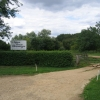 Entrance to Aspen Grove Dressage