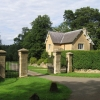 Gatehouse for Swerford Park