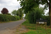 Road to Parklands Farm