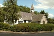 St. Anne's church, Allen's Green, Herts.