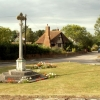 War Memorial at Little Hadham, Herts.