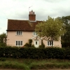 Cottage at Maypole Green near Bradfield St. George, Suffolk