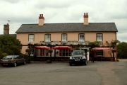 'Fox & Hounds' public house, Maypole Green, Suffolk