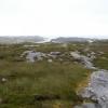 Moorland overlooking Eilean Stocinis