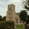 St. Ethelbert's church, Hessett, Suffolk