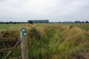 Handley - view along Mere Brook