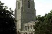 Holy Innocents' church, Great Barton, Suffolk