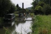 Boats Bridge and Chimney