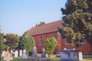 St Paul's Church, Hook