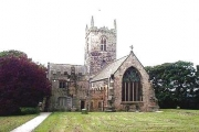 Houghton-le-Spring, Co Durham, the Church of St Michael & All The Angels