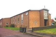 St Mary's R.C. Church. Clousden Hill, Forest Hall