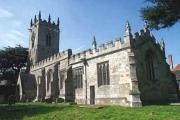 Saundby, St Martin of Tours Church.