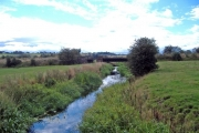 River Gowy near Plemstall church