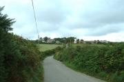 Bryn-mawr village