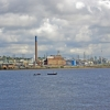 Hale - the River Mersey at Small Ends