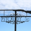A novel sign for Pitgrudy farm.