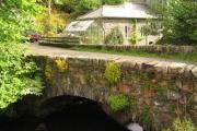 The bridge at Pont-y-Meibion