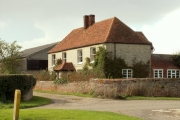 Little Greys farmhouse, Sackers Green, Little Cornard, Suffolk