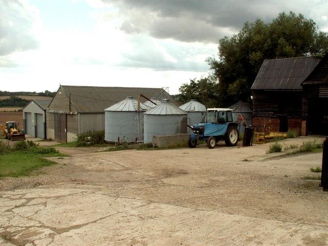 Woolman's Farm, near Bures, Suffolk