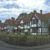 Almshouses, Akeman Street, Tring, Hertfordshire