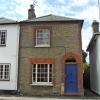 House in Akeman Street, Tring, Hertfordshire.